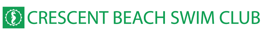 Crescent Beach Swimming Club Logo